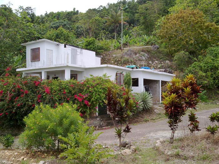 irie heights jamaican villa land for sale